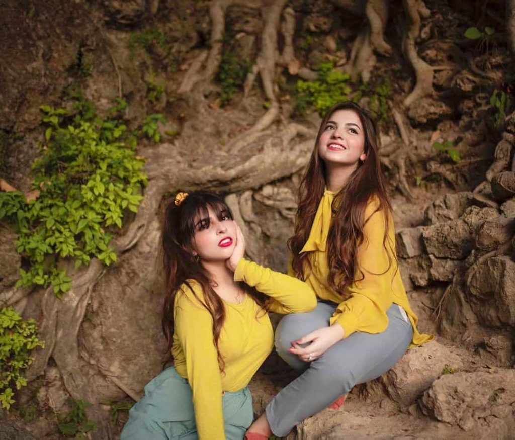 Wajahat Rauf Hosted Surprise Dinner Party at Her House For Dananeer Mobeen