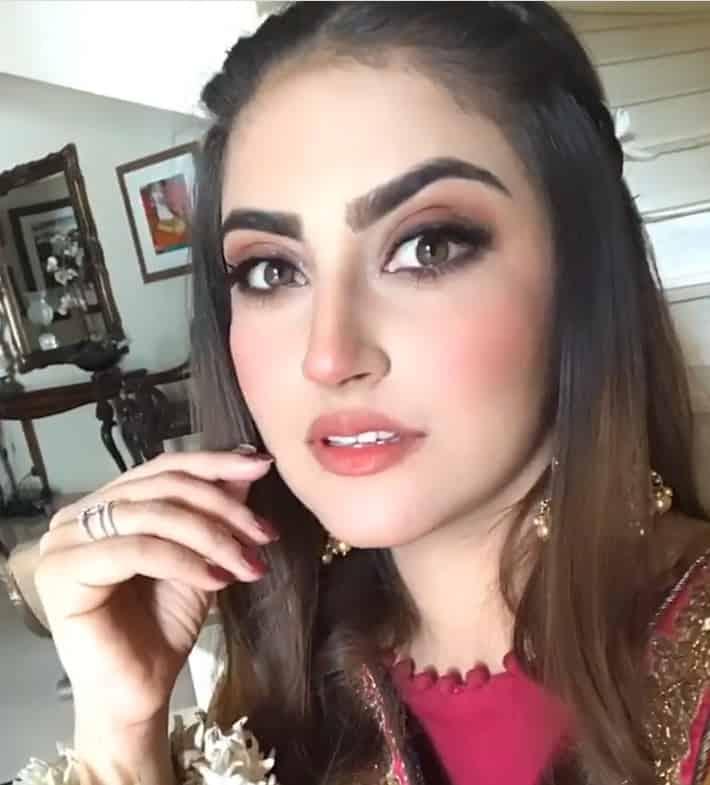 Hiba Bukhari Pic