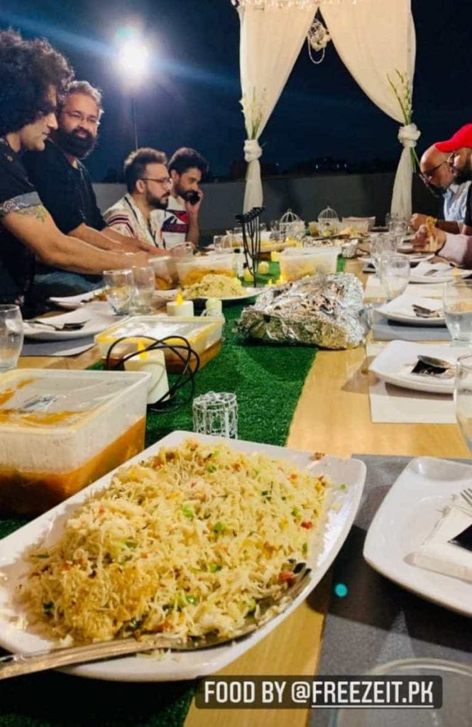 Pictures From Hira Mani's Husband, Salman Sheikh 45th Birthday