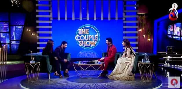 Salman Saqib Sheikh On Why She Didn't Happy With Hira Mani's Dressing