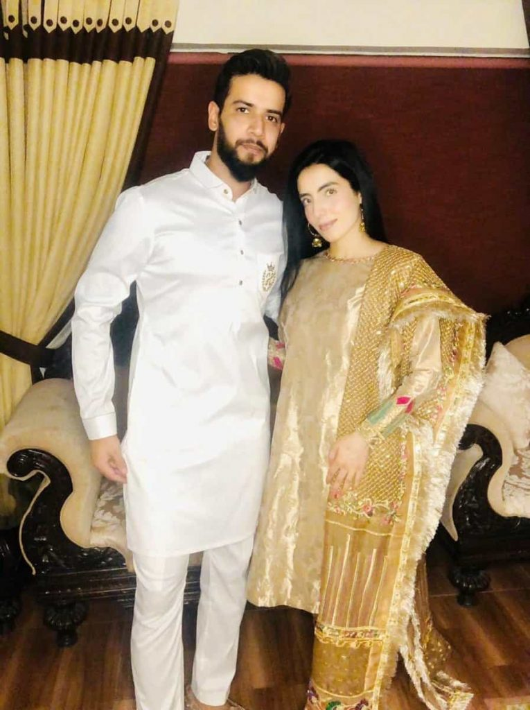 Imad Wasim And Sannia Ashfaq Are Blessed With A Baby Girl