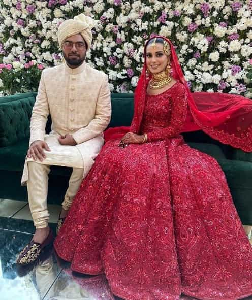 Iqra Aziz on Marrying Yasir Hussain at 22 'It Was Supposedly Young For An Actress. But I Was in Love