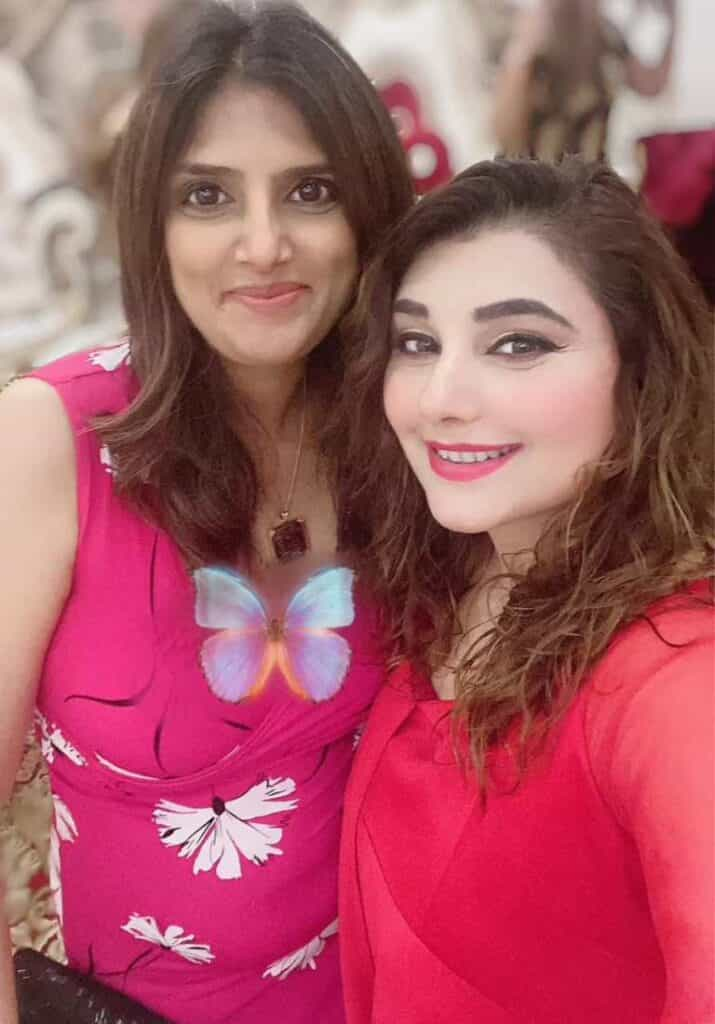 Javeria Saud Host Dinner Party For Close Friends