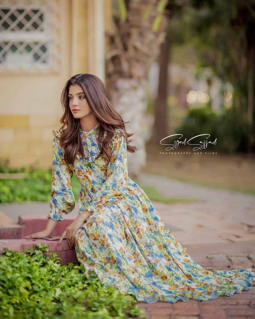 Laiba Khan Model