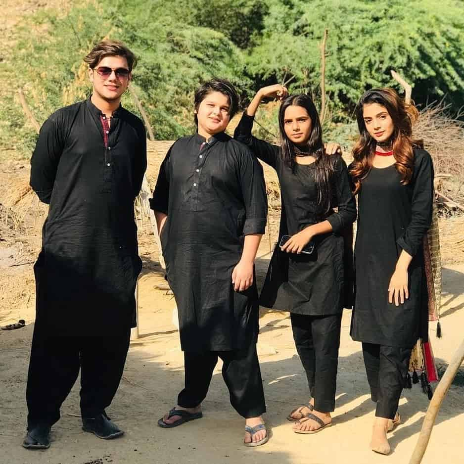 Laiba Khan Dramas List
