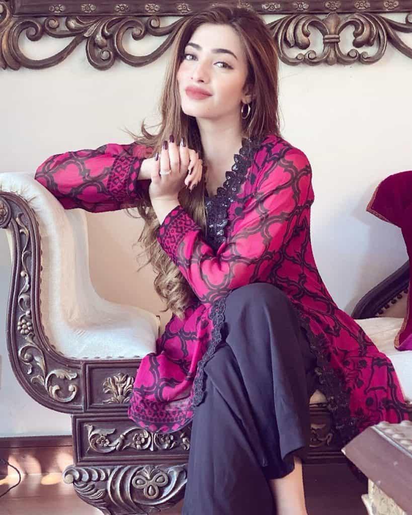 Nawal Saeed Pic