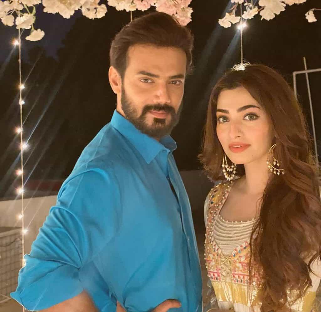 Nawal Saeed Actress