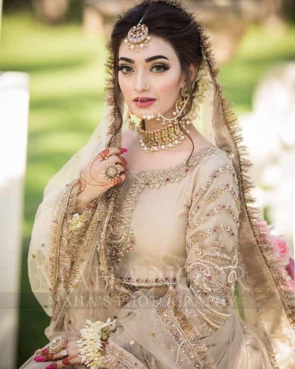 Nawal Saeed Dresses