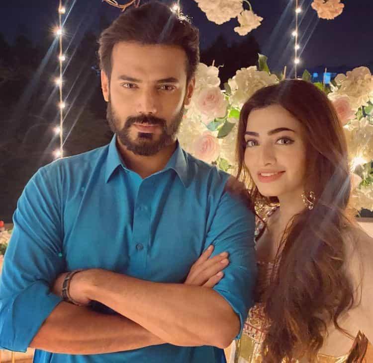 Nawal Saeed Drama List