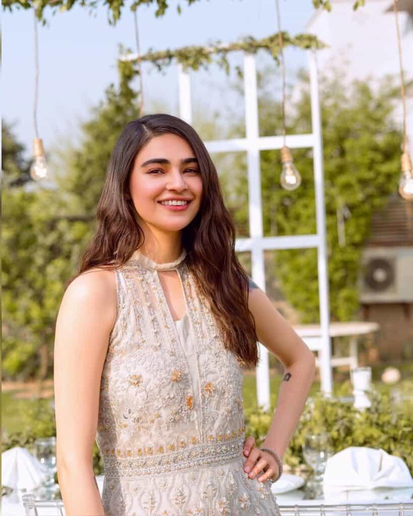 Saheefa Jabbar Khattak Keeps Her Gym Look Chic And Stylish