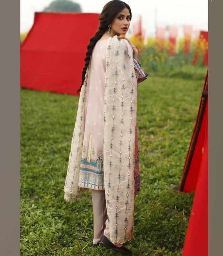 Sajal Ali Actress of Alif Drama Some Lovely Pictures