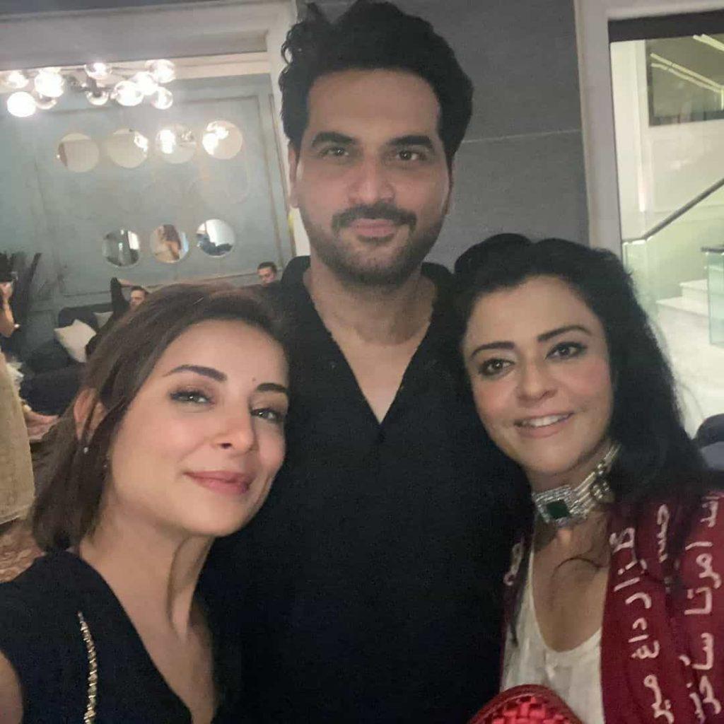 Beautiful Clicks of Salman Iqbal Celebrates 15th Wedding Anniversary With Sonya Khan