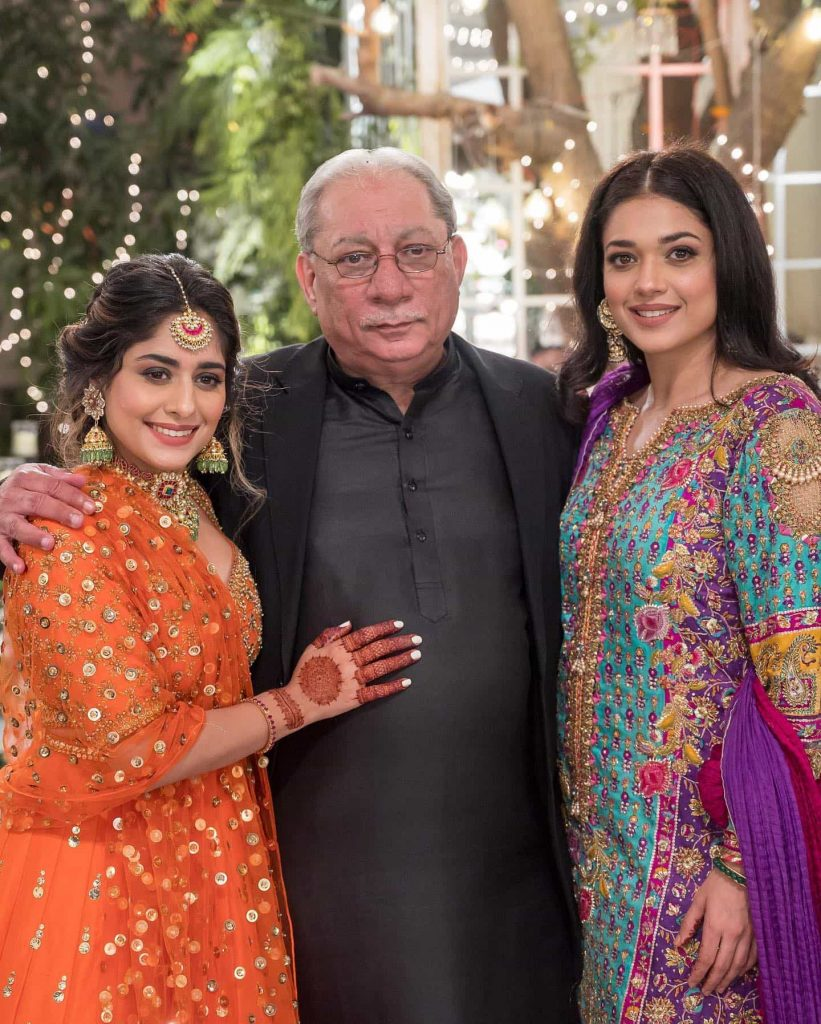 Sanam Jung Shares Wedding Pictures With Her Sisters And Mother