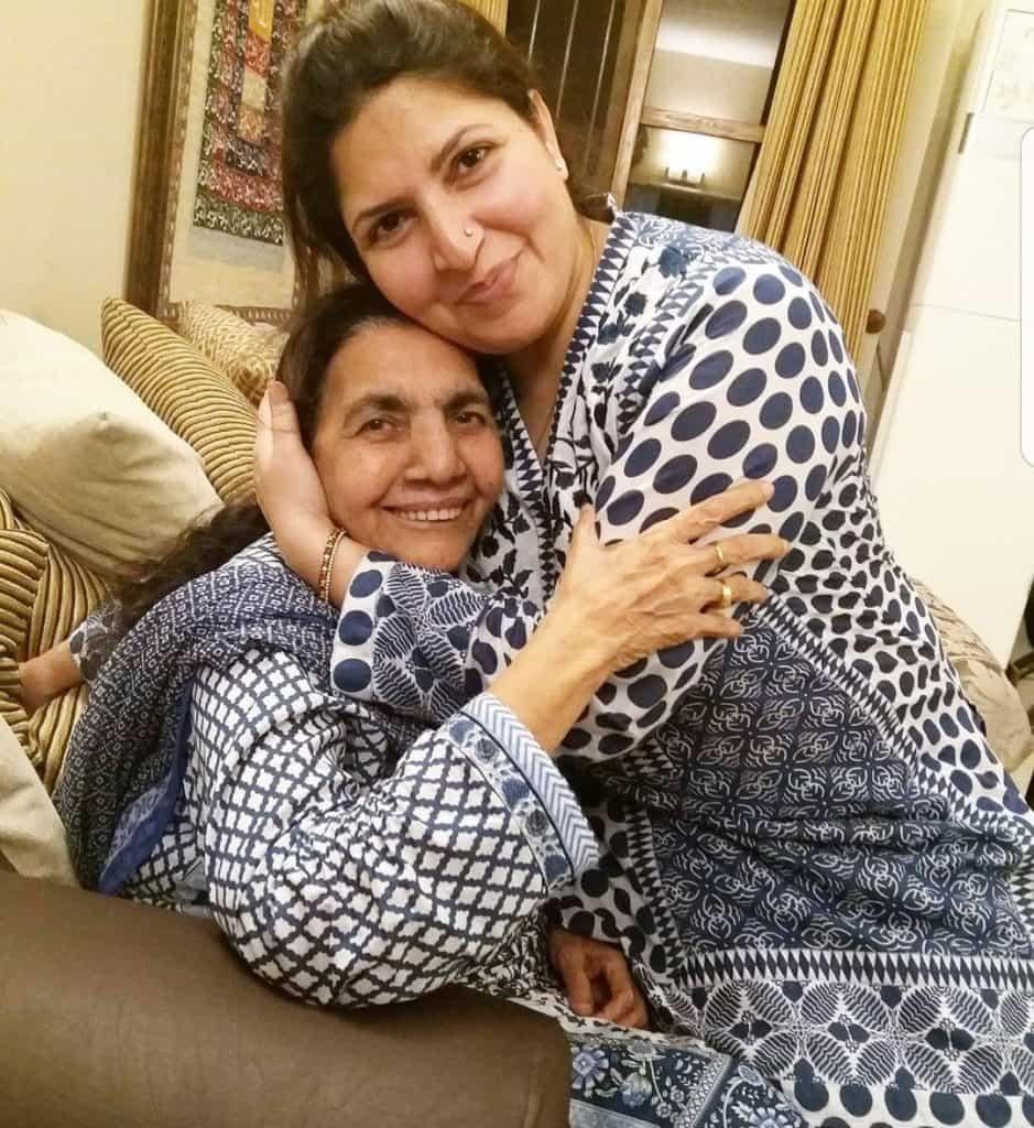 Yaariyan Actress Shagufta Ejaz's Mother Passes Away At 74