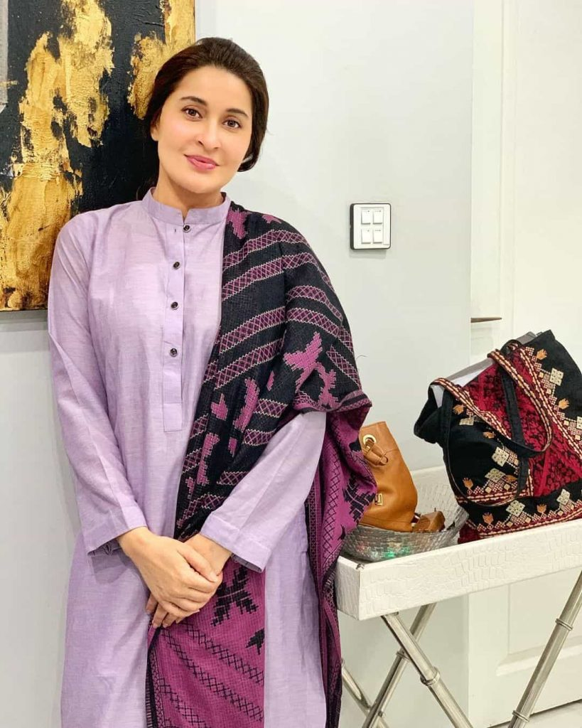Shaista Lodhi Looks so Fat in her Recent Pictures