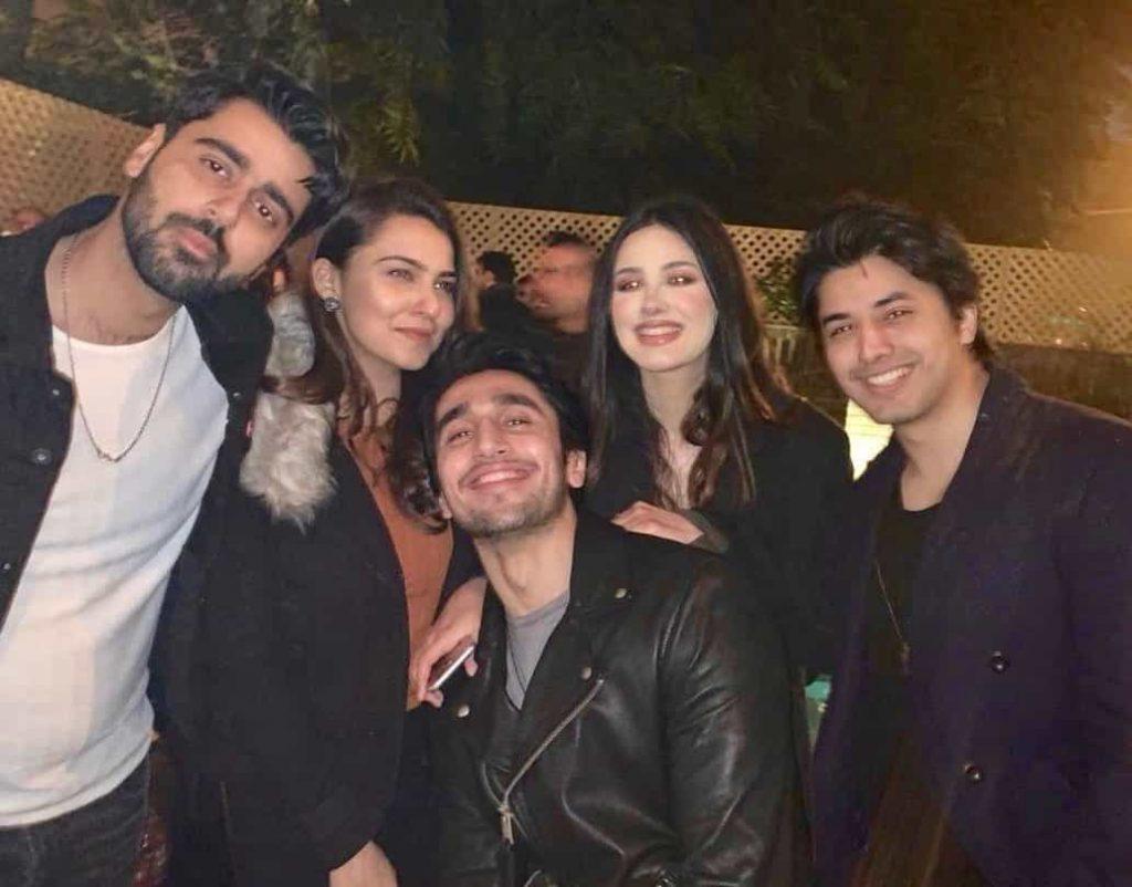 Sohail Ahmed's Son Hamza Sohail Stepped Into The World of Showbiz Industry