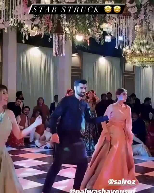 Dance Video of Beautiful Syra Yousuf At Her Friend's Wedding