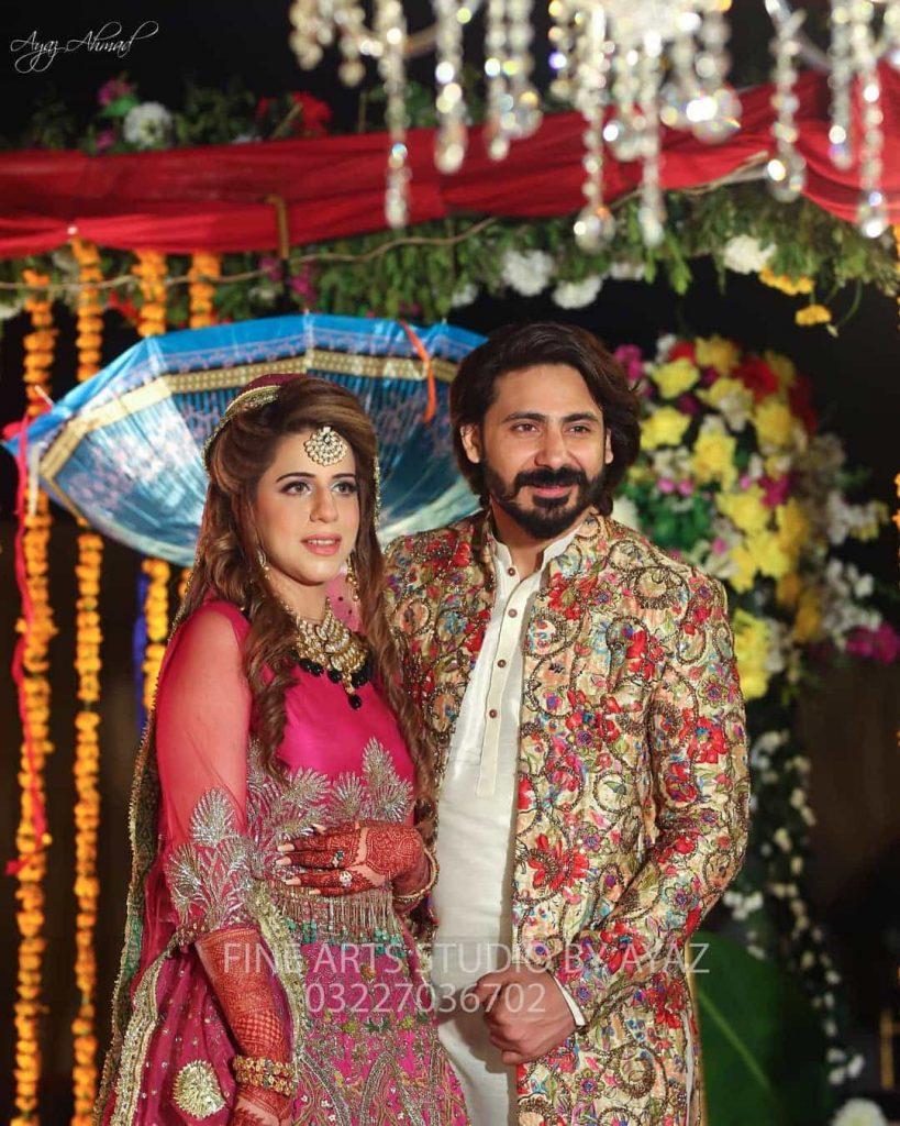 Wali hamid ali khan wedding