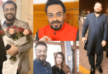 Aamir Liaquat's Response To Third Marriage With Haniya Khan