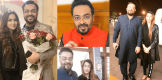 Aamir Liaquat's Response To Third Marriage With Haniya Khan