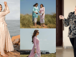 Aiman Khan And Minal Khan Shoot For Their Brand AnM Closet