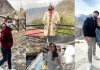 Beautiful Pictures of Iqra Aziz Enjoying The Holidays With Her Husband