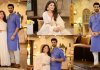 Hina Altaf And Agha Ali Looking Absolutely Gorgeous In Their Latest Photoshoot