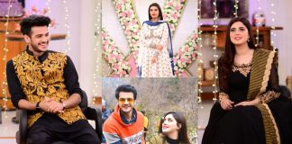 Kanwal Aftab Reveals in Nida Yasir's Morning Show How She Fell in Love With Zulqarnain Sikandar
