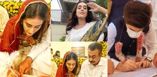Khaani Actress Shehzeen Rahat Is Getting Married