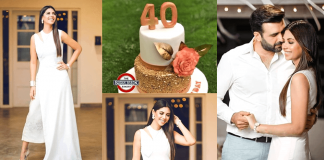 Sunita Marshall Receives Love From Hubby As She Celebrates 33rd Birthday