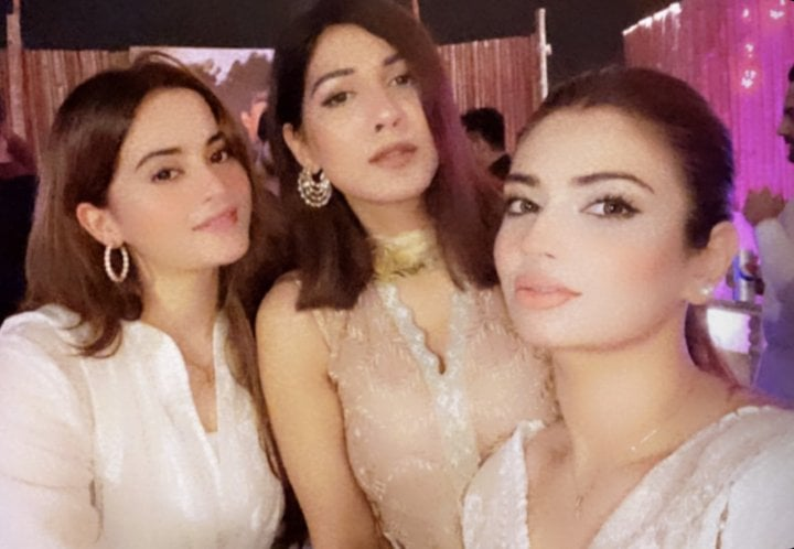 In Pics: Aiman Khan Attends Hanish Qureshi's Iftar Party