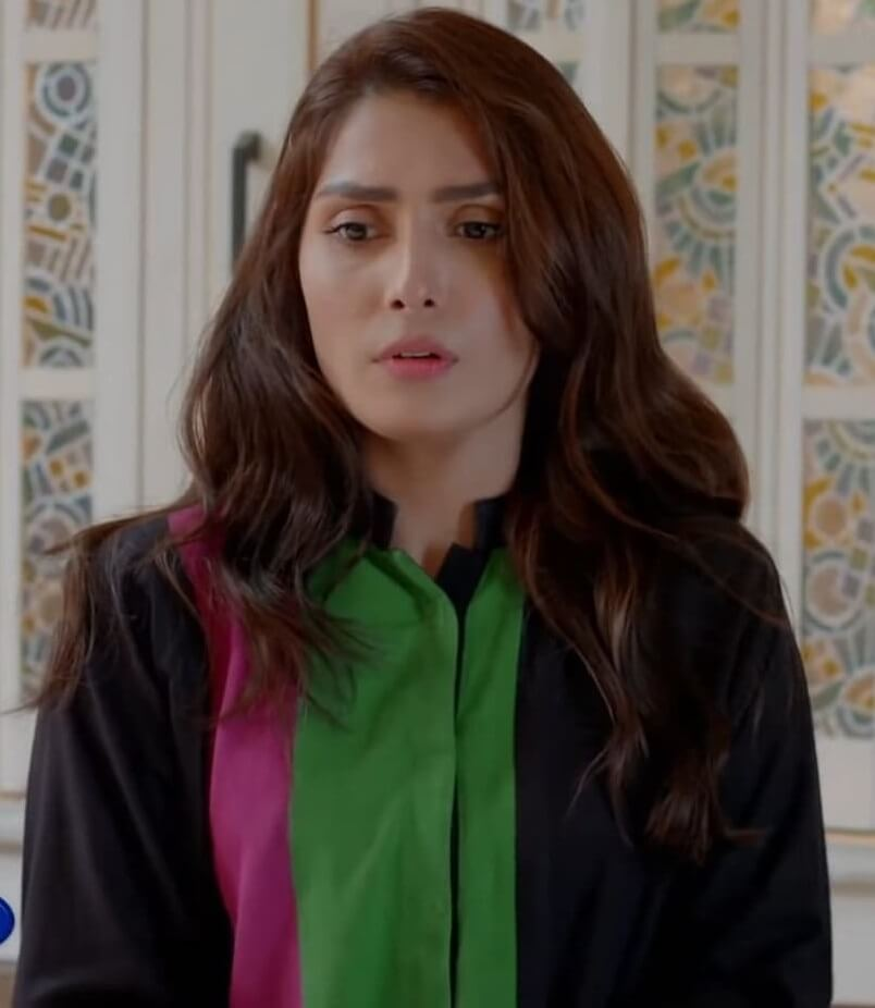 Top 10 Dresses of Ayeza Khan From Chupke Chupke
