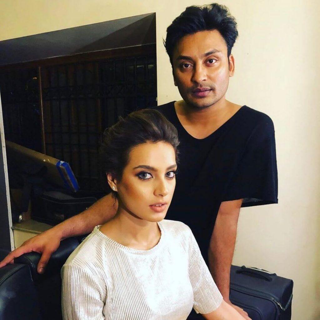 Meet the Best Pakistani Celebrity Makeup Artists