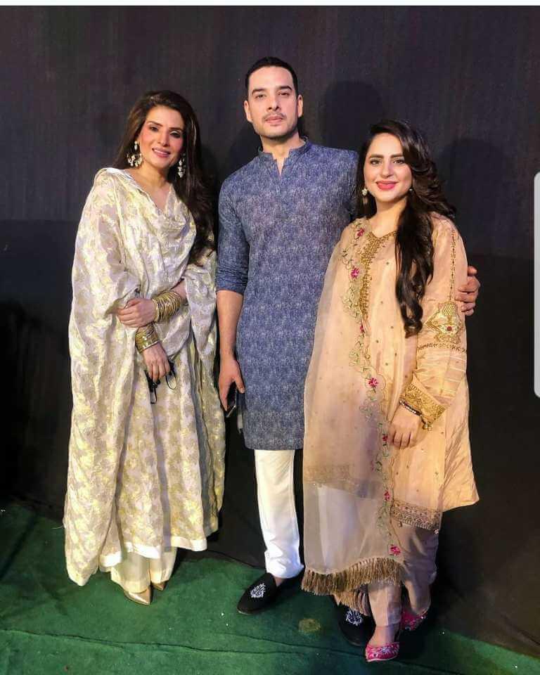 Beautiful Pictures of Pakistani Celebrities Recording 2021 Eid Show