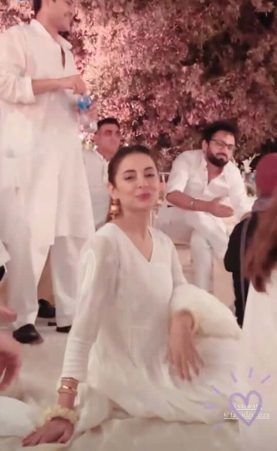 Pictures From Sarwat Gillani's Husband, Fahad Mirza 40th Birthday