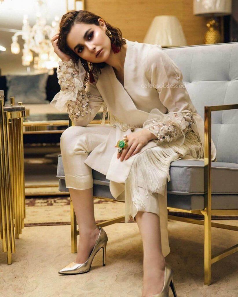 Did Actress Hania Aamir Get Engaged?