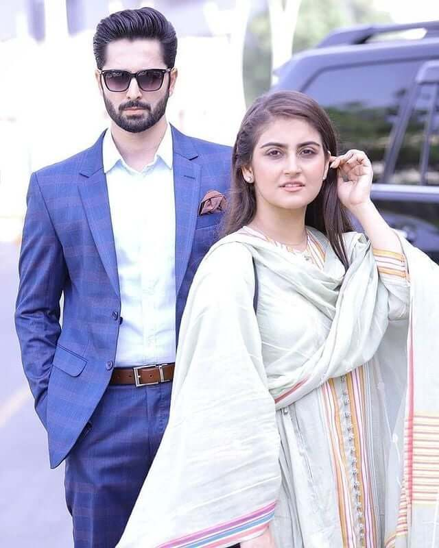 Actress Hiba Bukhari Reveals What She Is Looking For In Her Ideal Life Partner!