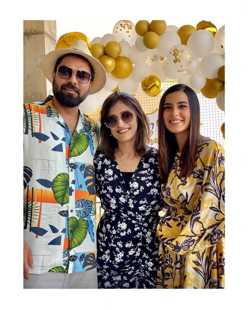 Iqra Aziz's Beach Party – Pictures Goes Viral!