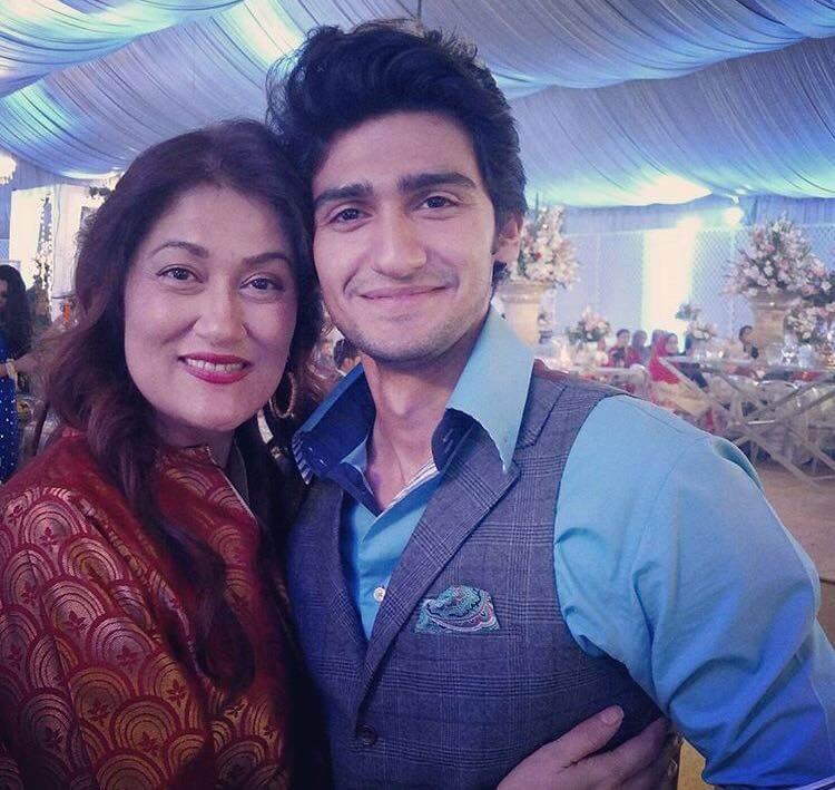 irsa ghazal stepson