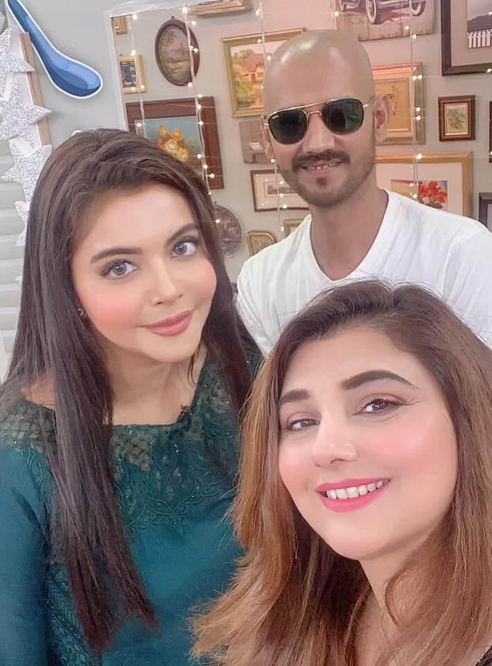 Javeria Saud Mesmerizes Social Media With New Hair Makeover