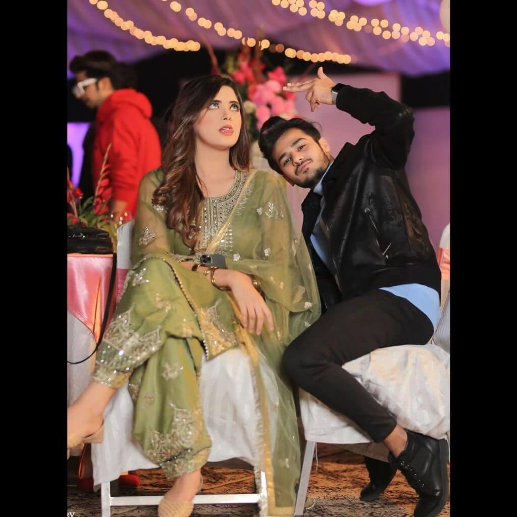 Kanwal Aftab Husband
