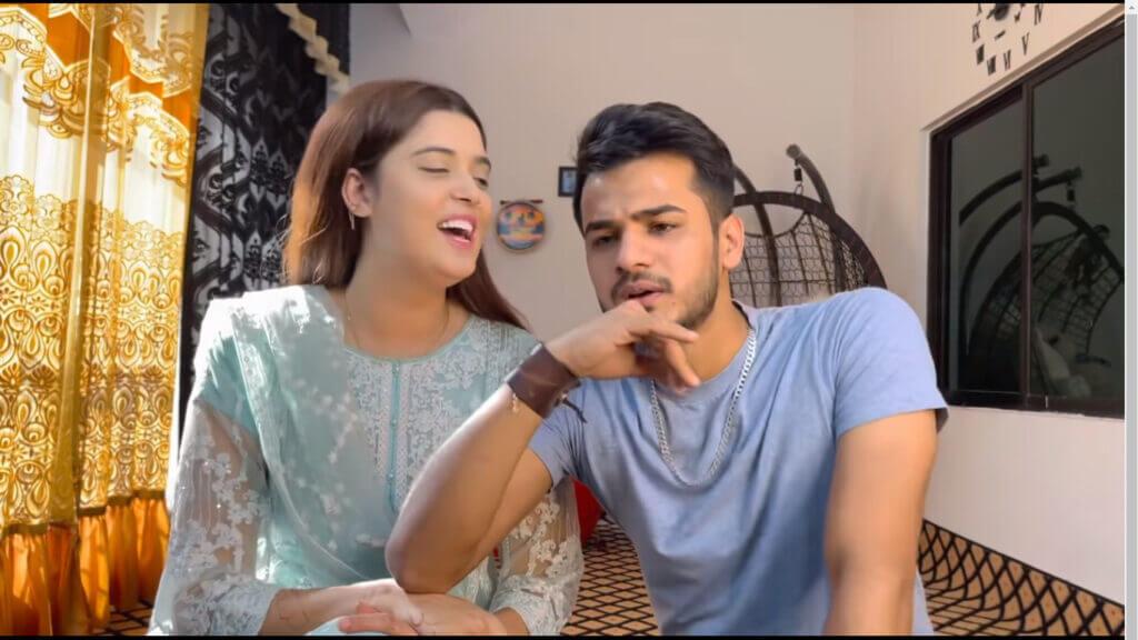 Kanwal AFtab makeup