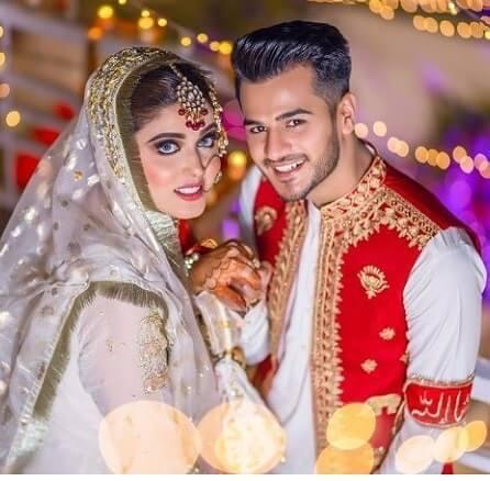 Wedding Video of Kanwal Aftab, Zulqarnain Haider