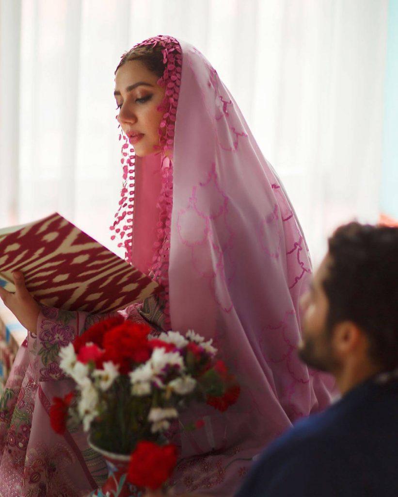 Mahira Khan Starts Preparing For Ramadan New Pictures Go Viral