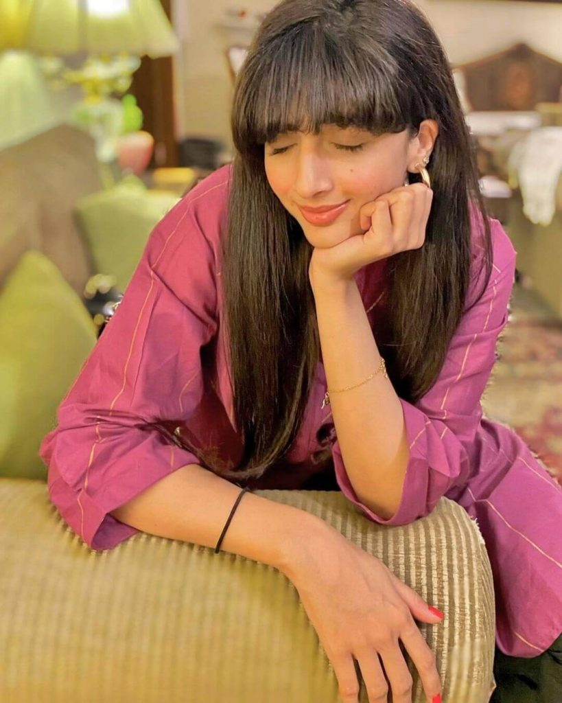 Mawra Hocane's Brand New Hairstyle For Eid 2021