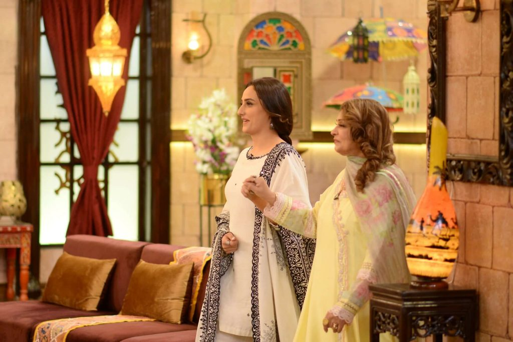 Momal Sheikh's Clarifying About Javed Sheikh & Zinat Mangi Separation in GMP (Shan-e-Suhoor)