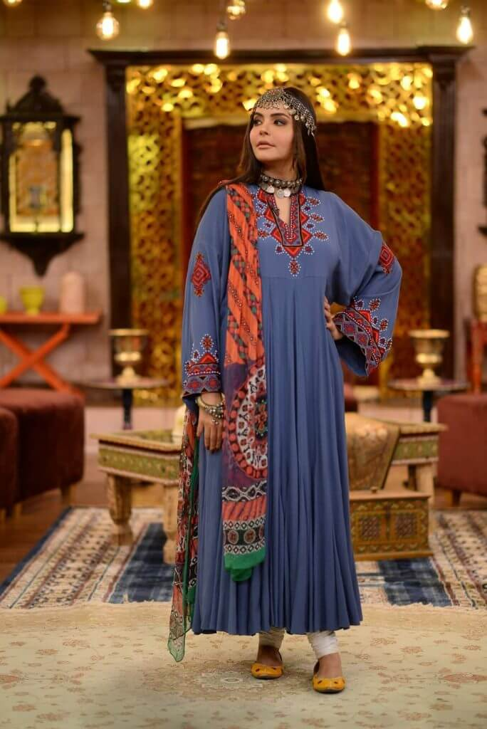 Nida Yasir Vs Halima Sultan: Who Is Your Favorite Actor In The Same Outfit?