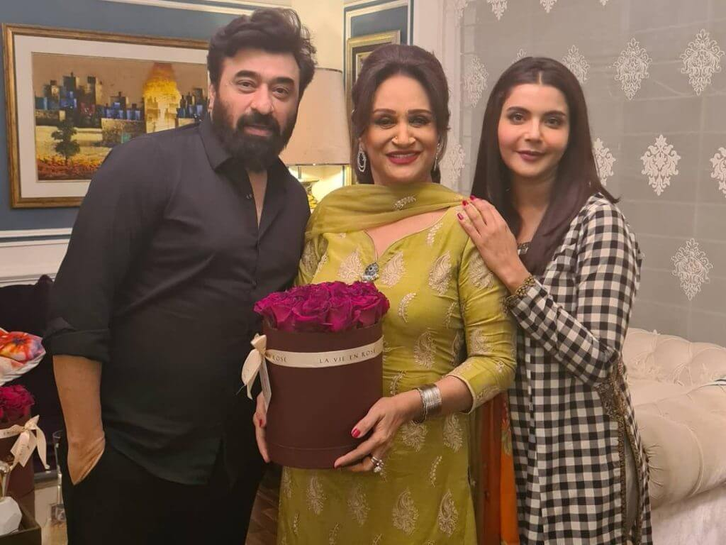 Nida-Yasir Host Dinner Party For Close Friends