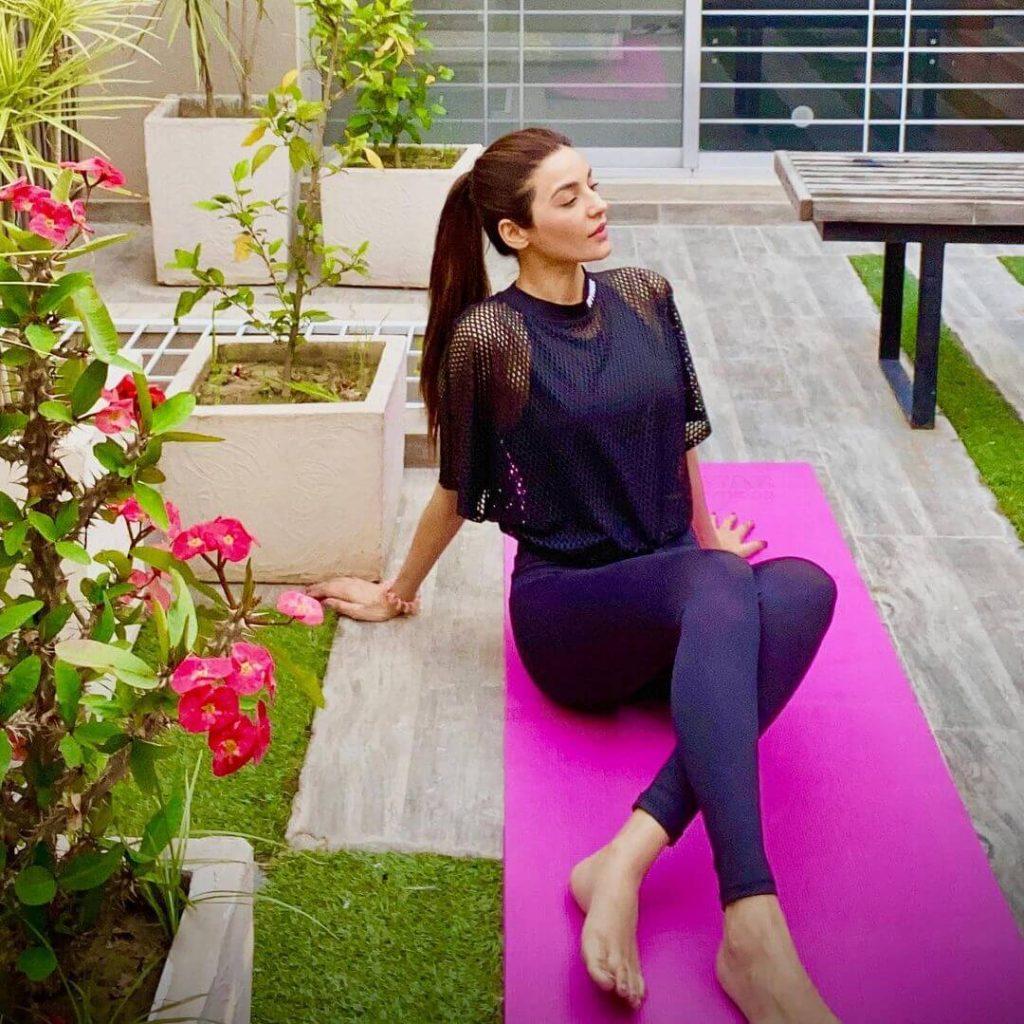 Sadia Khan Drama