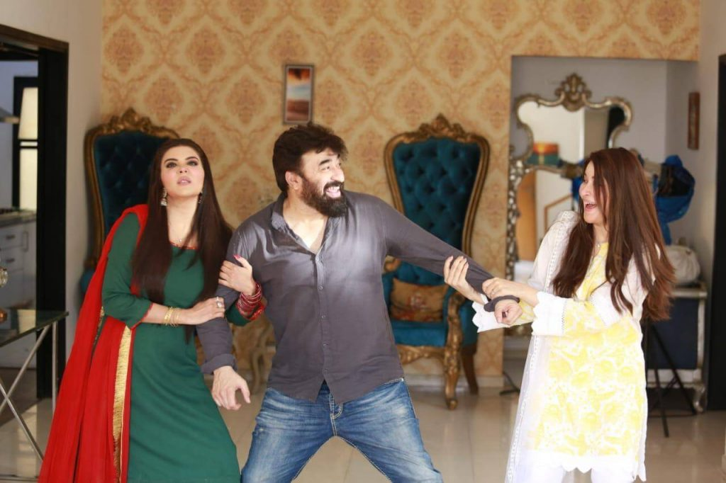Shaista Lodhi Reunites With Nida Yasir For Eid Telefilm, To Start Shooting Today